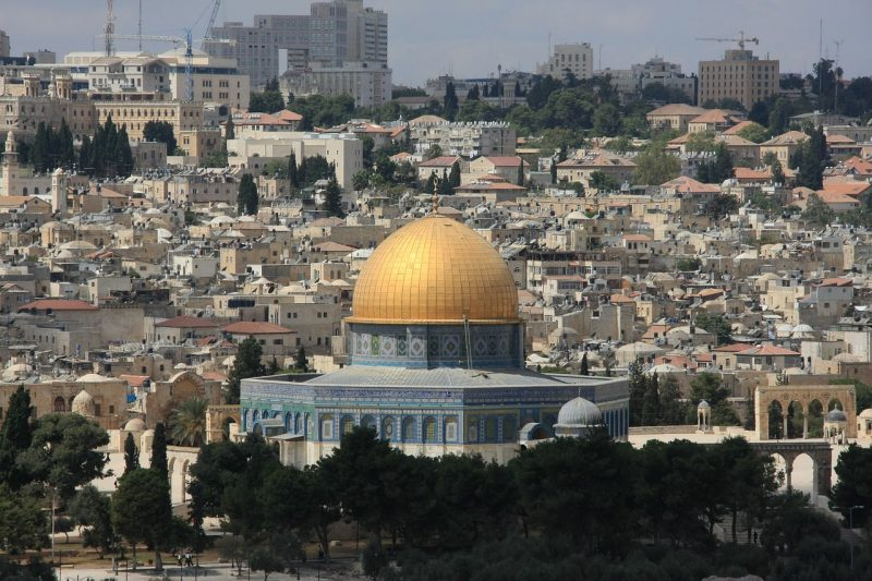 Jerusalem Israel smart city