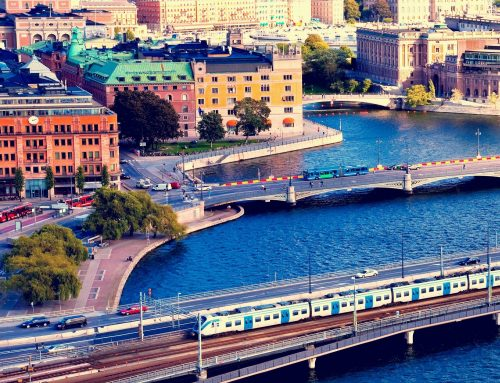 Travel seamlessly in Sweden