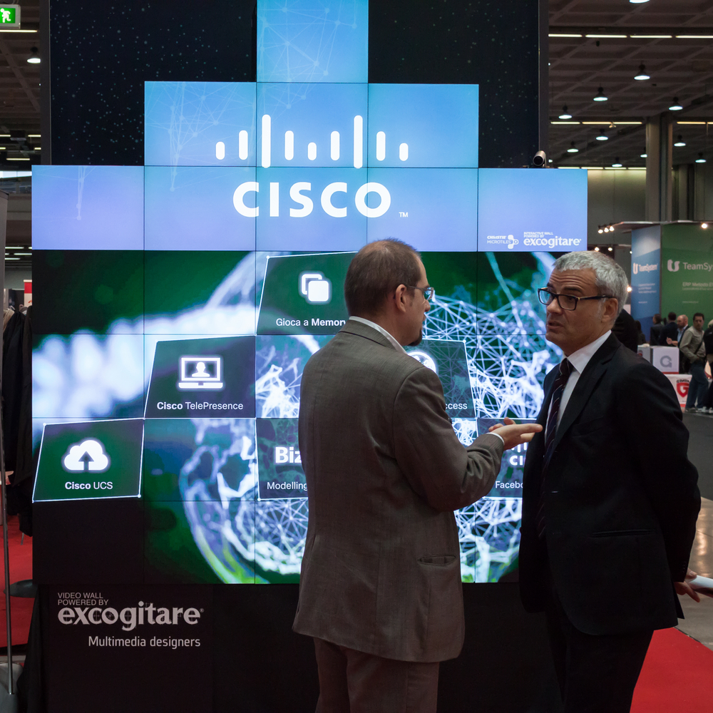 Cisco networking and cloud computing capabilities