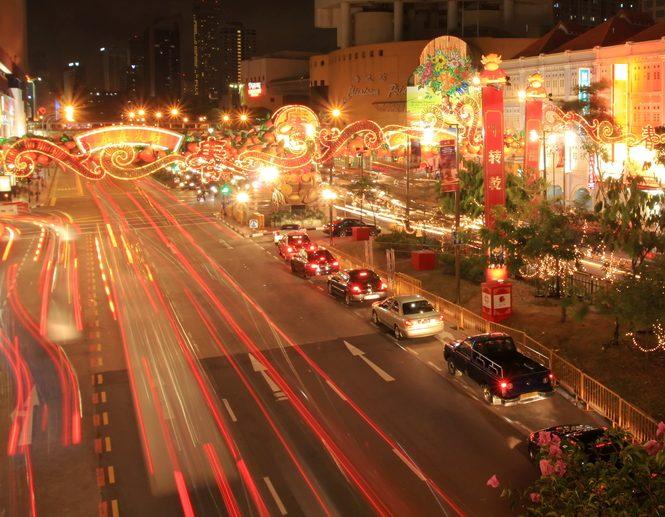 IBM Traffic Control Tool Singapore