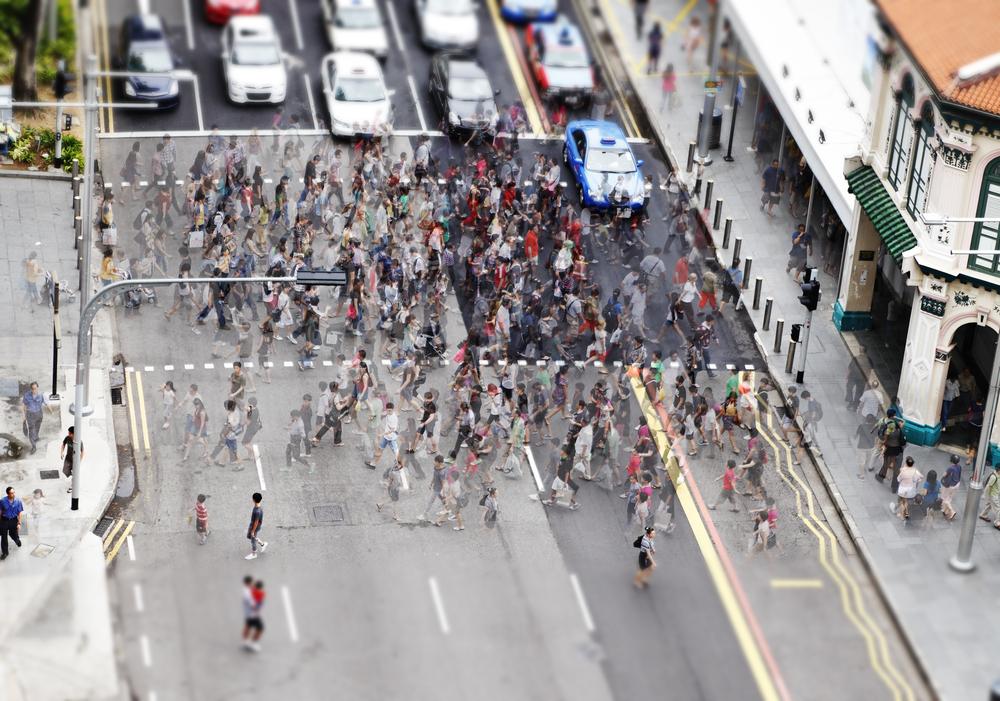 Singapore IBM Traffic control tool