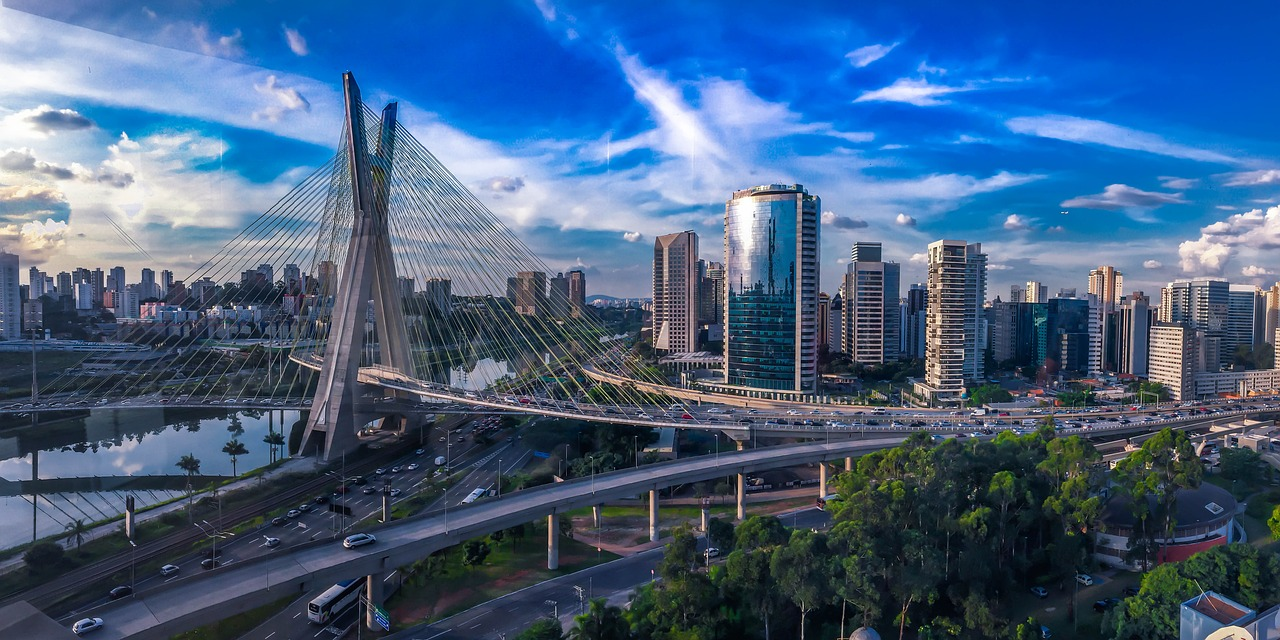 Brazil's megacity Rio de Janeiro is already a city of the future