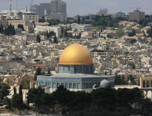 Jerusalem soon to become the first smart city in Israel